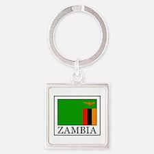 Zambia Keychains
