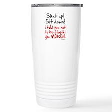 Cute Ben howard Thermos Mug
