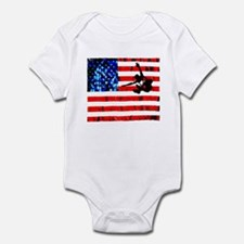 PARKOUR USA Infant Bodysuit