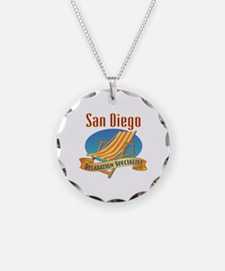 San Diego Relax Necklace