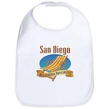 San Diego Relax Bib