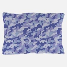 Inverted Camouflage Pillow Case