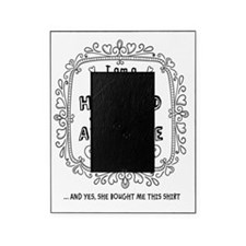 Cute Awesome husband Picture Frame