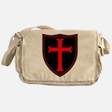 Crusaders Cross - Seal team 6 - RB Messenger Bag