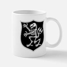 ST6 Skeleton Small Small Mug