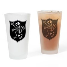 ST6 Skeleton Drinking Glass