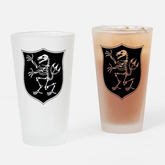 ST6 Skeleton Drinking Glass