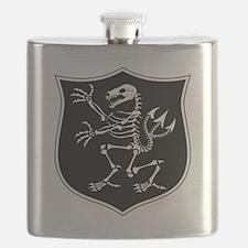 ST6 Skeleton Flask