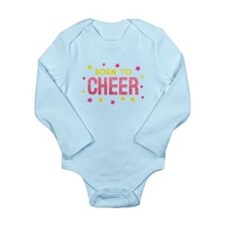 Born to Cheer Body Suit