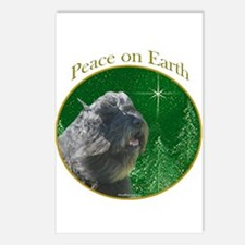 Bouvier Peace Postcards (Package of 8)