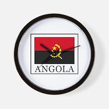 Angola Wall Clock