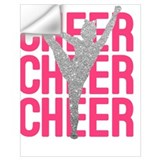 Cheerleading Wall Decals