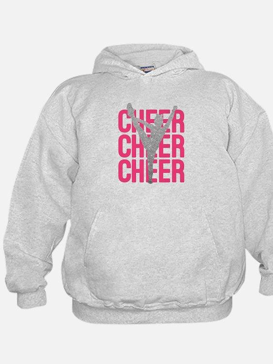 Cheer hoodies