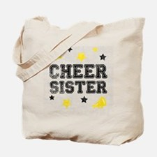Cheer Sister Tote Bag
