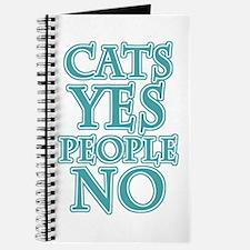 Antisocial Cat Lover Journal