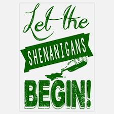Let The Shenanigans Begin