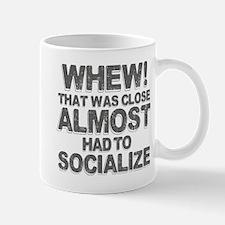 Introverted Introvert Mug