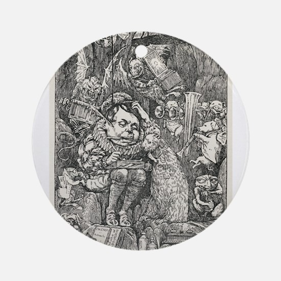 Lewis Carroll Henry Holiday Hunting of the Snark O