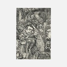 Lewis Carroll Henry Holiday Hunting Of The Magnets