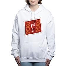 Lama Women's Hooded Sweatshirt
