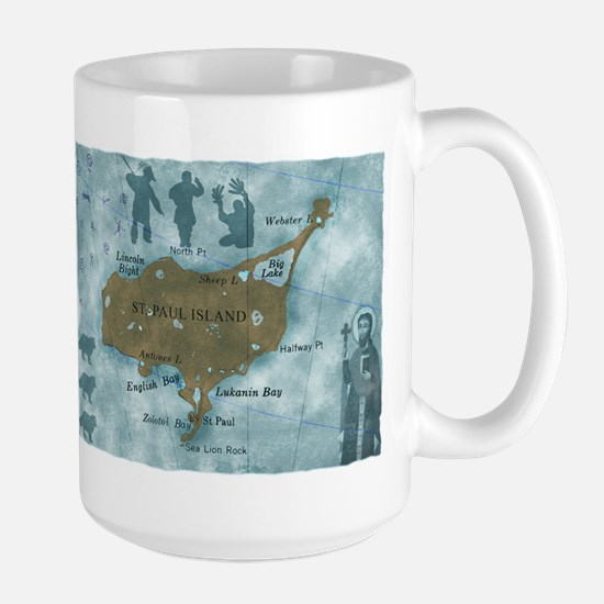 St. Paul Island, Alaska Mugs