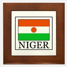 Niger Framed Tile