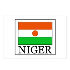 Niger Postcards (Package of 8)