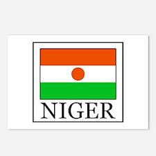 Niger Postcards (Package of 8)