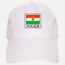 Niger Baseball Baseball Cap