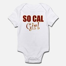 So Cal Girl Infant Bodysuit