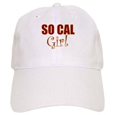 So Cal Girl Baseball Cap