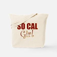 So Cal Girl Tote Bag