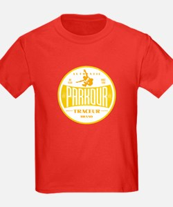 PARKOUR JUMPER T