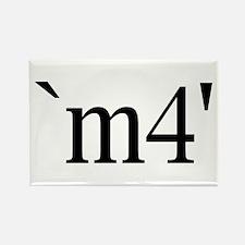 `m4' Rectangle Magnet
