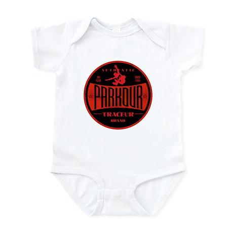 PARKOUR TRACEUR Infant Bodysuit