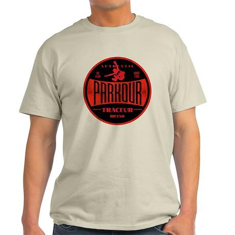 PARKOUR TRACEUR Light T-Shirt