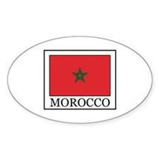 Morocco Decal