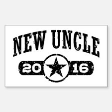 New Uncle 2016 Decal