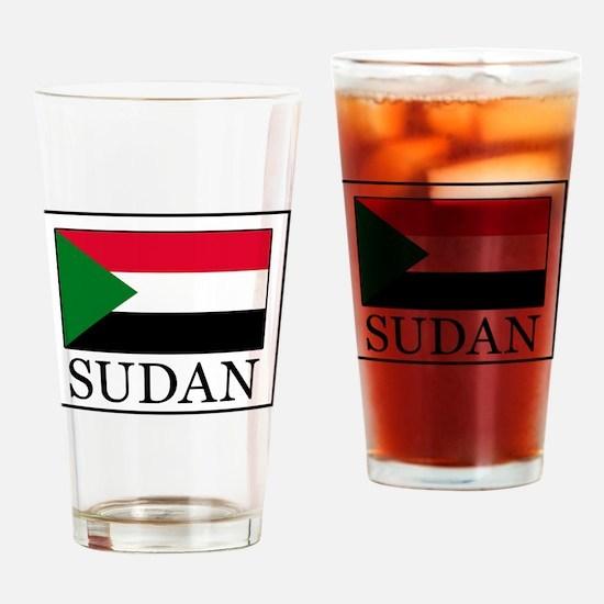 Sudan Drinking Glass