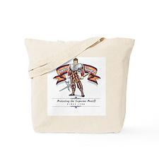 Swiss Guard Tote Bag