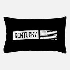 U.S. Flag: Kentucky Pillow Case