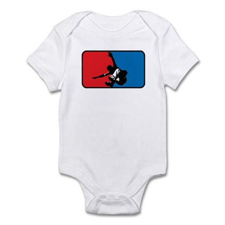 PARKOUR LOGO Infant Bodysuit