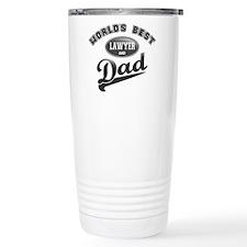 Best Lawyer/Dad Travel Mug