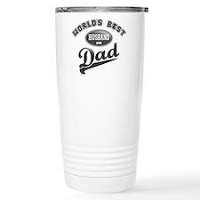 World's Best Husband & Dad Travel Mug