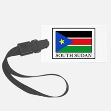 South Sudan Luggage Tag