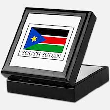 South Sudan Keepsake Box