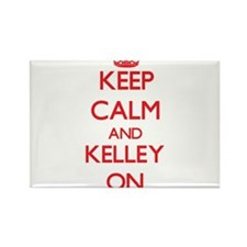 Keep Calm and Kelley ON Magnets