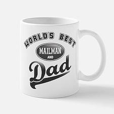 Best Mailman/Dad Mug