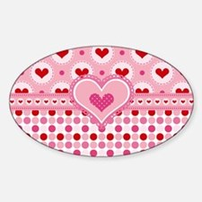 Country Heart Decal