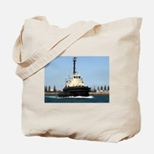 Tug Boat Tarpan, Outer Harbor Tote Bag